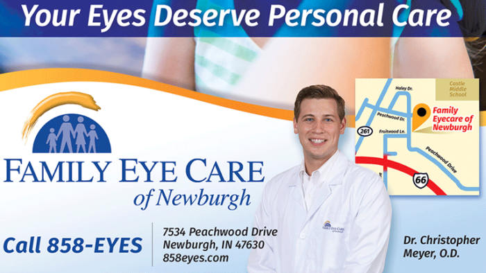 Family Eyecare of Newburgh Ad thumbnail